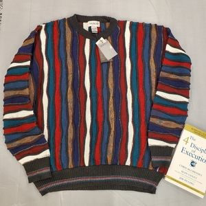 NWT Men's ALFANI Crewneck Sweater | Sz. L